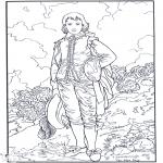 Allerlei Kleurplaten - Schilder Gainsborough