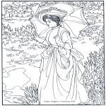 Allerlei Kleurplaten - Schilder S. Sargent