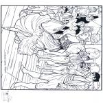 Allerlei Kleurplaten - Schilder Toulouse-Lautrec