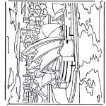 Allerlei Kleurplaten - Sidney