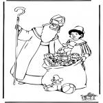 Knutselen Prikkaarten - Sinterklaas 17