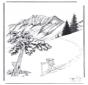 Sneeuw in Yellowstone 2
