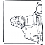 Allerlei Kleurplaten - Sphinx