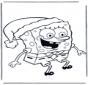 Spongebob kerstmuts
