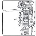 Allerlei Kleurplaten - St. Pietersplein