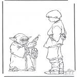 Allerlei Kleurplaten - Star Wars 7
