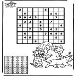Knutselen - Sudoku Circus