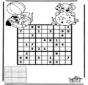 Sudoku Dalmatiers