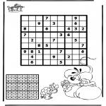 Knutselen - Sudoku Diddl 2