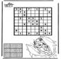 Sudoku Dolfijn