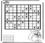 Sudoku Kangoeroe