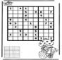 Sudoku Meisje