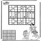 Sudoku Sneeuwwitje