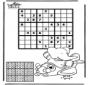 Sudoku Vliegtuig