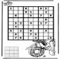 Sudoku Vogel