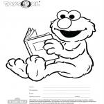 Allerlei Kleurplaten - ToysXL Elmo