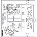 Allerlei Kleurplaten - ToysXL kleurplaat 1