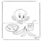 Tweety eet