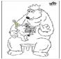 Vaderdag beer