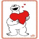 Thema Kleurplaten - Valentijn 7