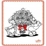 Thema Kleurplaten - Valentijn 8