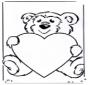 Valentijn beertje