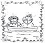 Valentijn bootje
