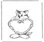 Valentijn Kat