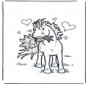 Valentijn paard