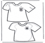 Voetbal t-shirts 2