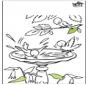 Voorjaar vogels