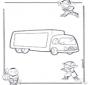 Vrachtwagen 1