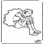 Stripfiguren Kleurplaten - Winx club 24