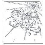 Stripfiguren Kleurplaten - Winx club 6