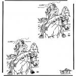 Knutselen - Zoek 10 verschillen 10