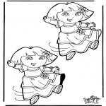 Knutselen - Zoek 10 verschillen 15