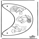 Knutselen - Zonneklep 3